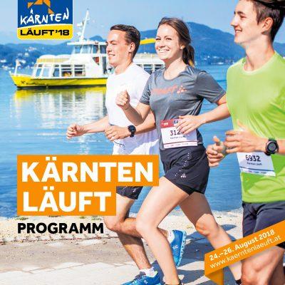 Kärnten Läuft Programmheft
