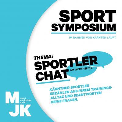 Sportler Chat am Wörthersee