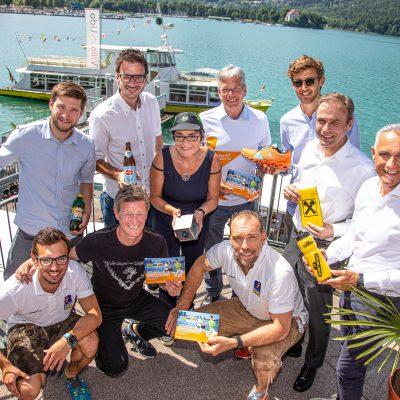 Auftakt Pressekonferenz Kärnten Läuft 2019